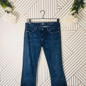Seven for All Mankind | A-Pocket Jeans